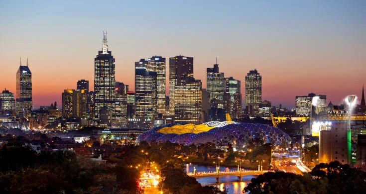 Melbourne - Photo Credit: Melbourne Australia on Facebook