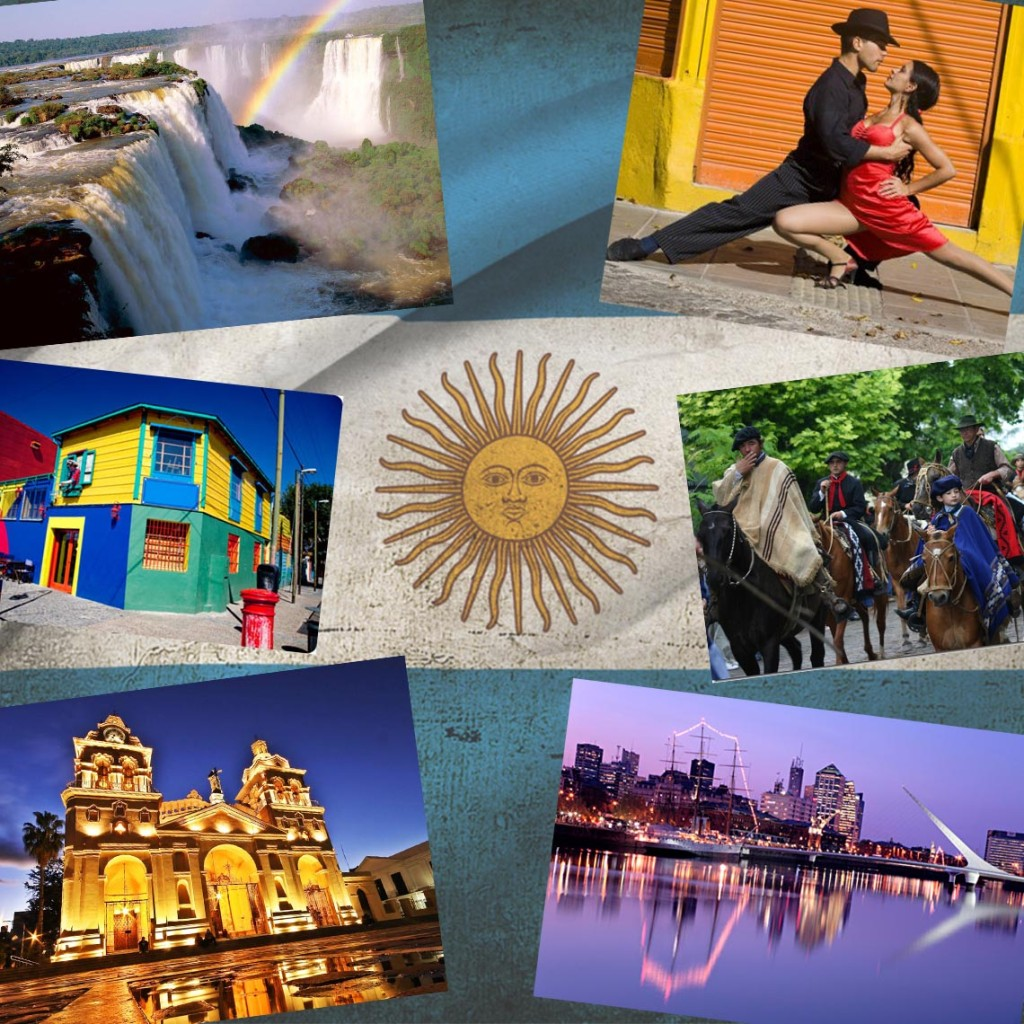 Argentina Collage Small